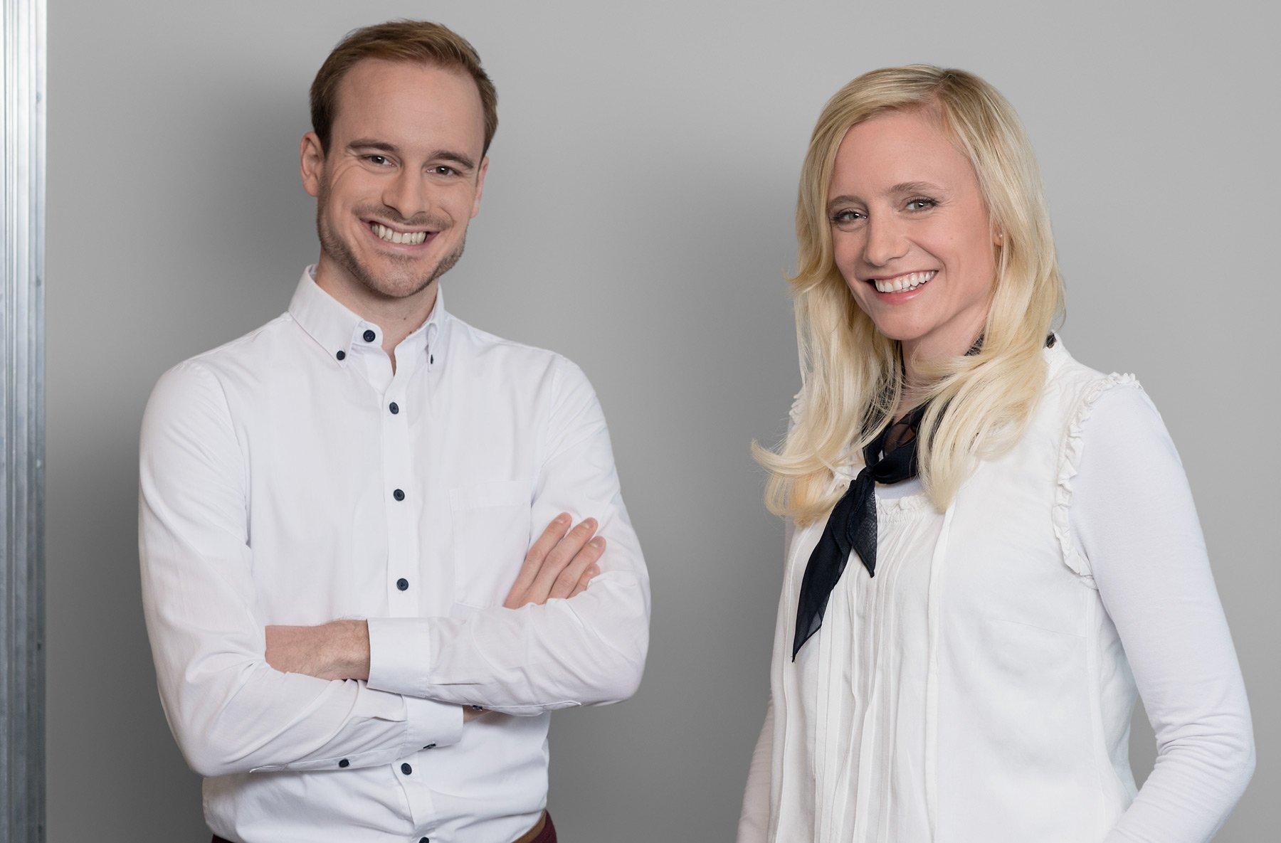 Christian Kaller und Nora Heer - Loopline Systems