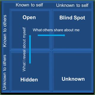 Johari Window - loopline